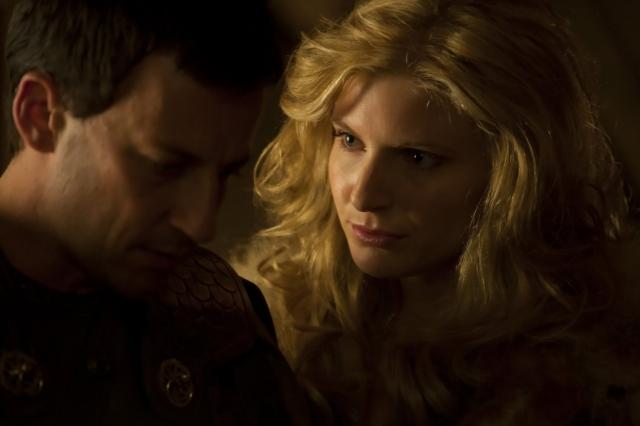 Hình ảnh phim Spartacus: Máu Và Cát