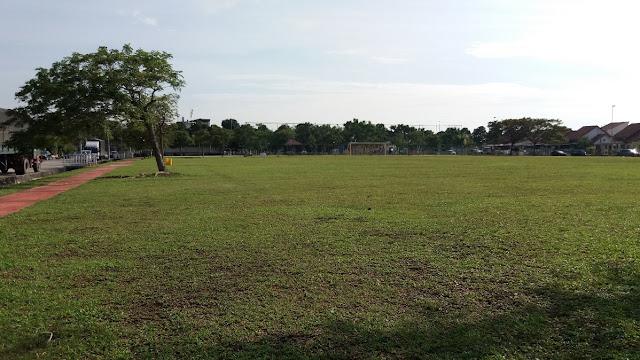 Padang Bola BBR