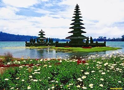 keindahan tempat wisata di pulau bali yang terpopuler