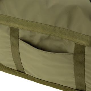 Travel Bag Bahan Cordura
