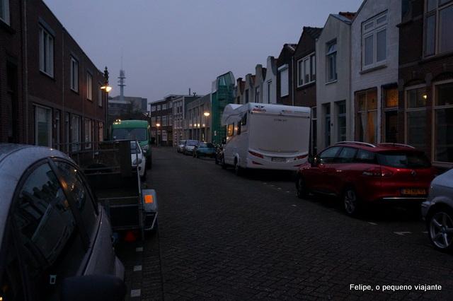 viagem de motorhome pela Holanda