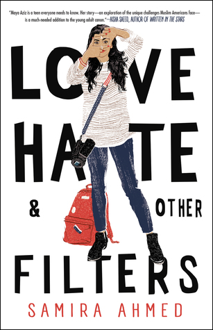 Love, Hate & Other Filters by Samira Ahmed US Cover