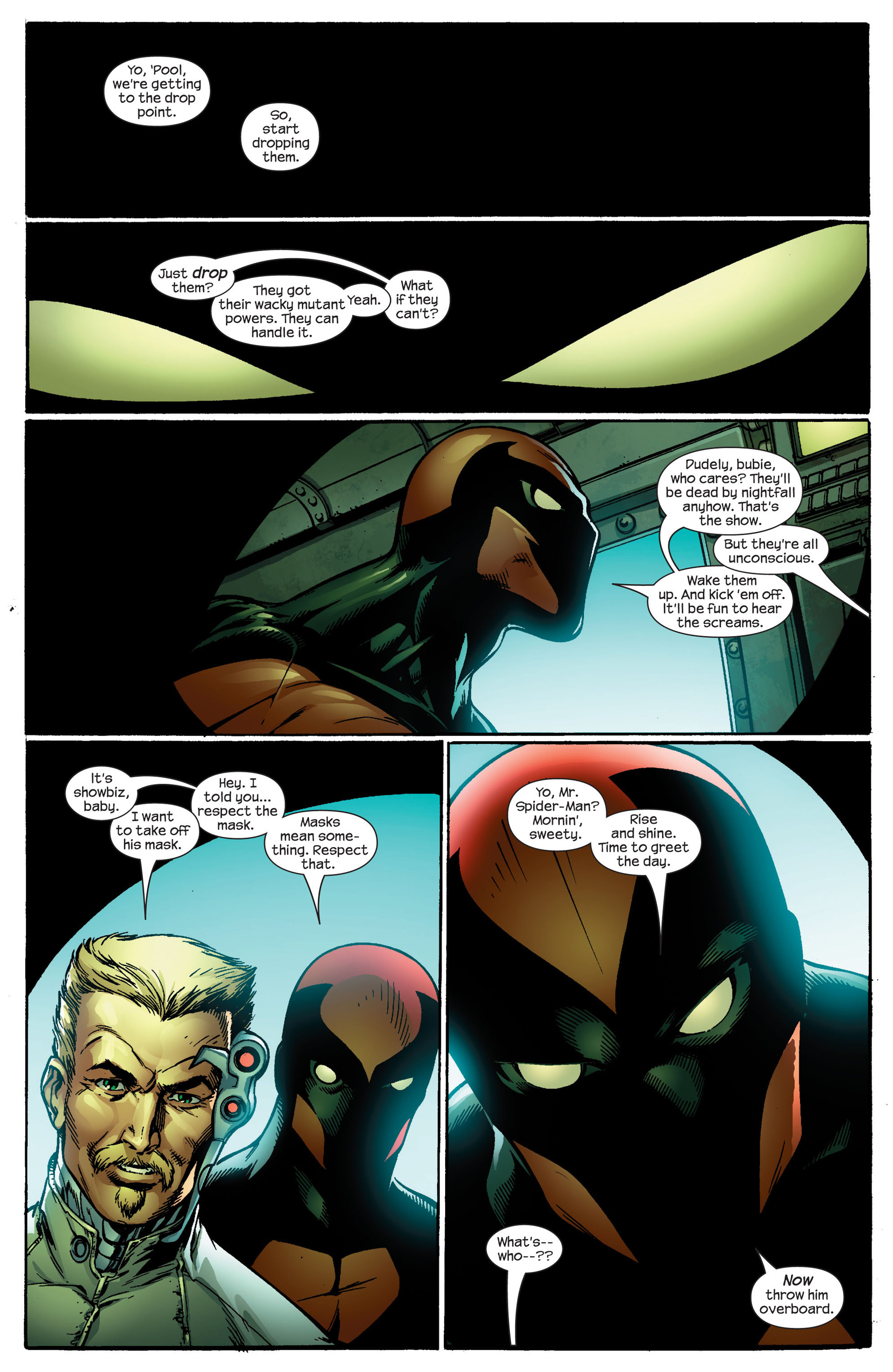 Read online Ultimate Spider-Man (2000) comic -  Issue #92 - 5