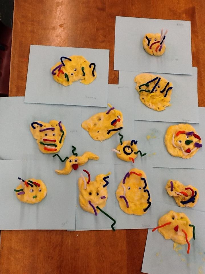 CanaanSchoolNurse: Preschool Germ Story and Activity