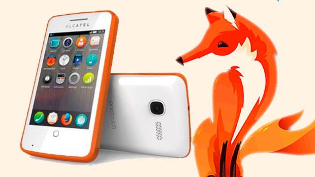 rom stock Alcatel OT 4023a Firefox OS