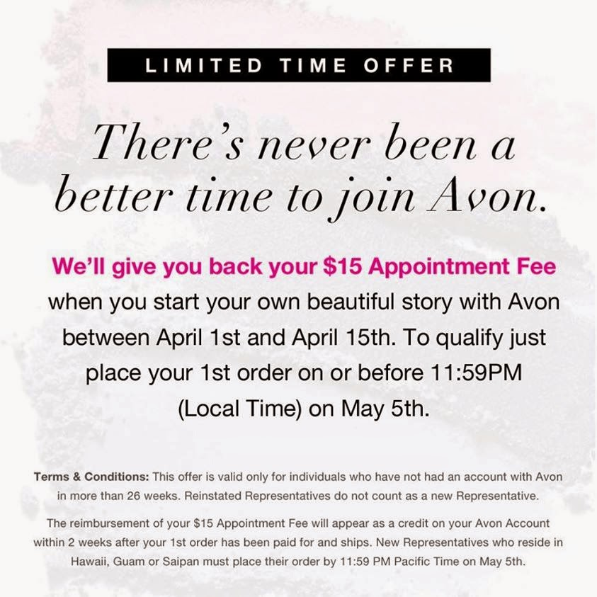 DING DONG! GUESS WHAT I SELL: Avon Gives You A Chance to