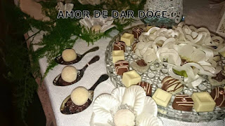 buffet chocolate personalizado