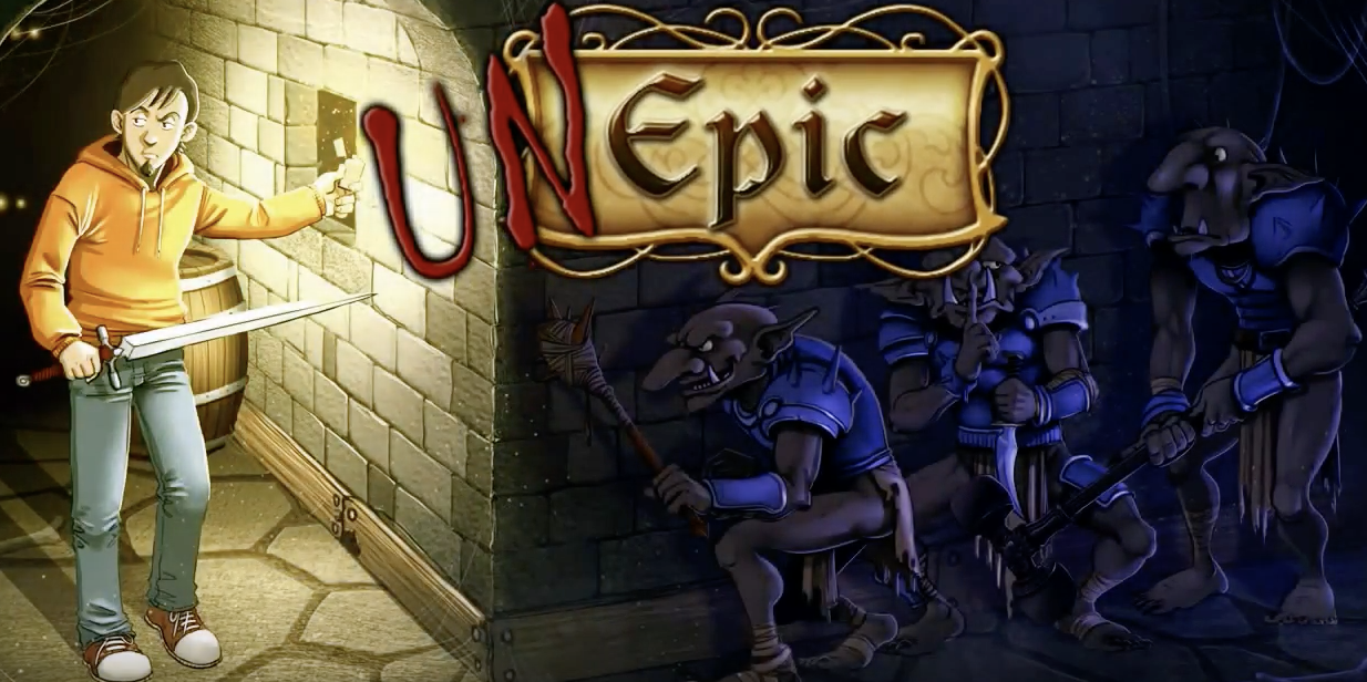 Unepic pasa los test de Nintendo y muy pronto estará en Switch