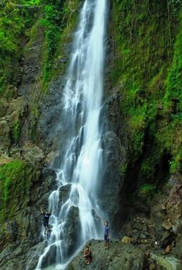 Puntang Waterfall