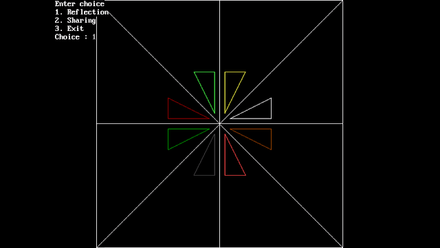 Bresenham Line Drawing Algorithm In C For All Slopes : C program for bresenhams line drawing algorithm mu003c=1