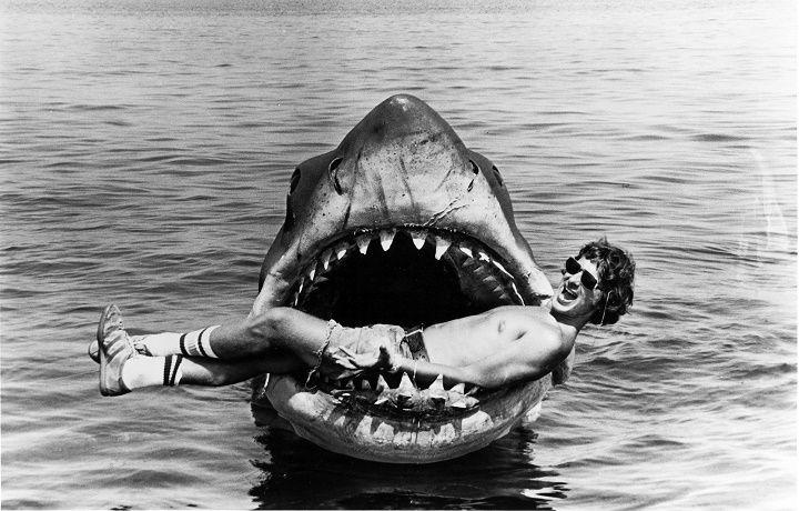 ужасы, акула, фильм ужасов, horror, Челюсти, Jaws, Стивен Спилберг