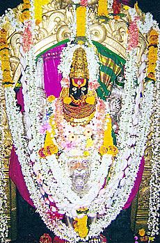 Badami Banashankari.: Badami Banashankari various darshan