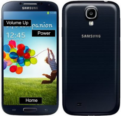 Hard Reset dan Factory Reset Samsung Galaxy S4