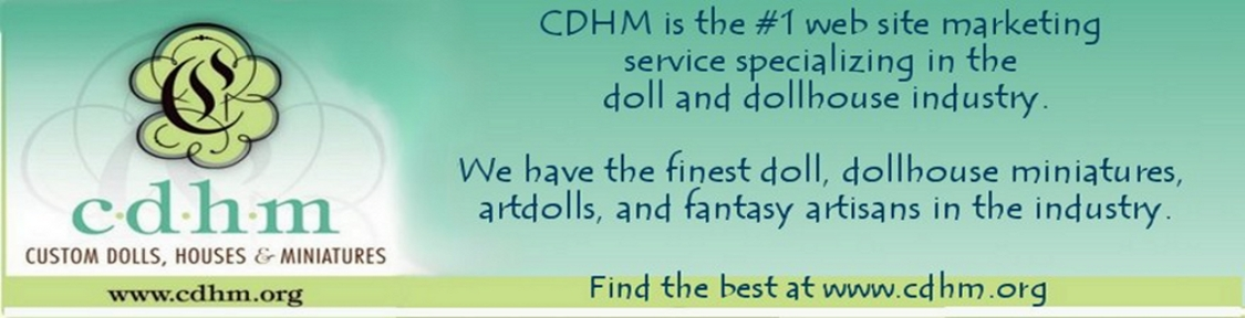 CDHM.org - Custom Dolls, Houses, & Miniatures