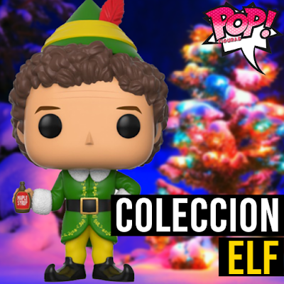Lista de figuras funko pop de Funko POP Elf