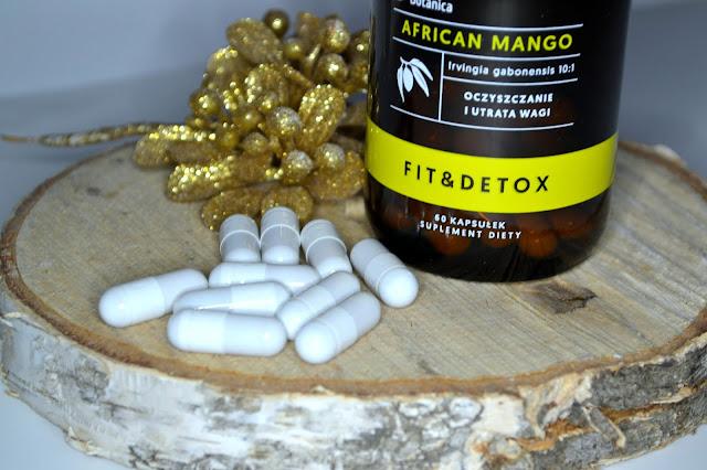 african mango, odchudzanie, suplement diety,