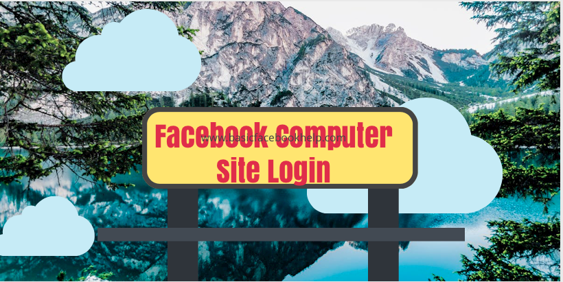 Facebook Computer Site Login