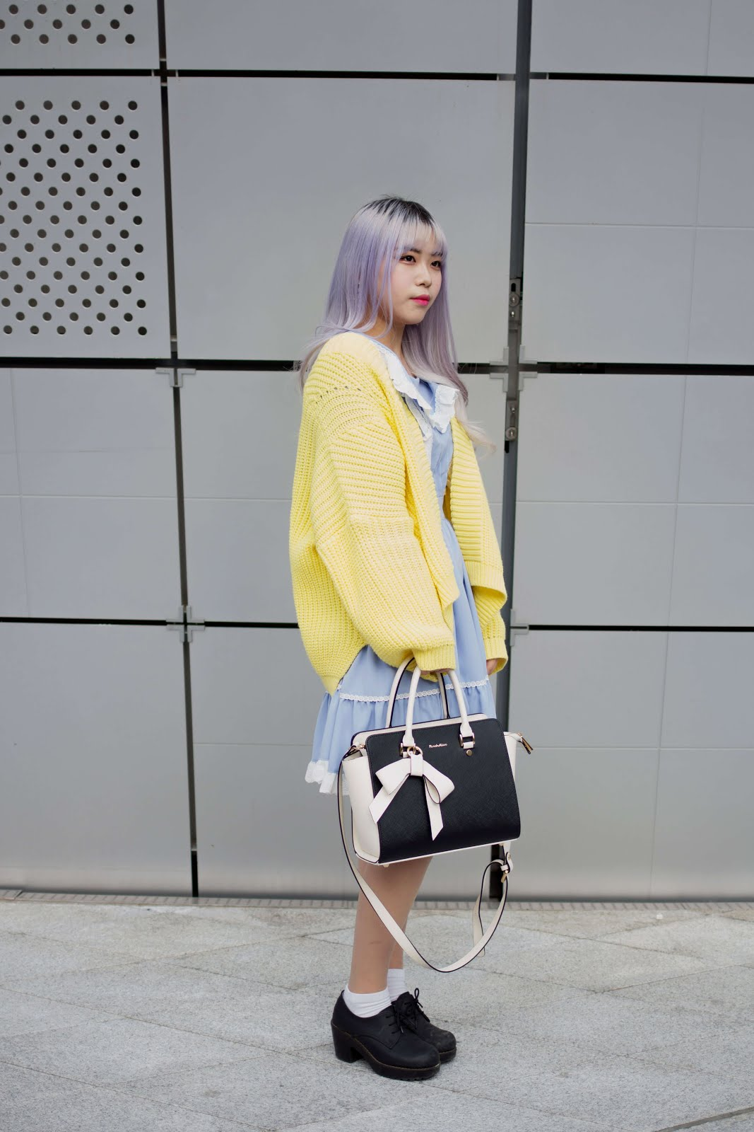 seoul fashion week fw18 saturday day 6 streetstyle womenswear