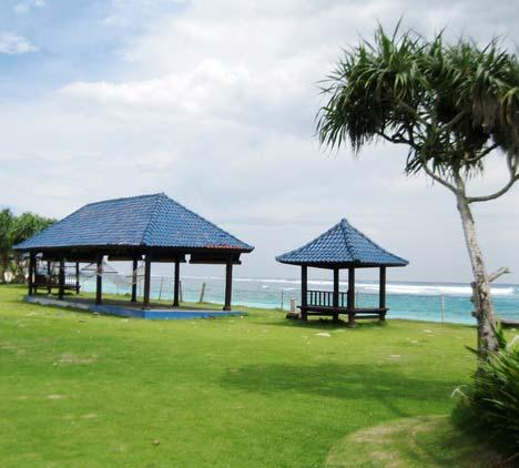 pantai tropical sumbawa barat