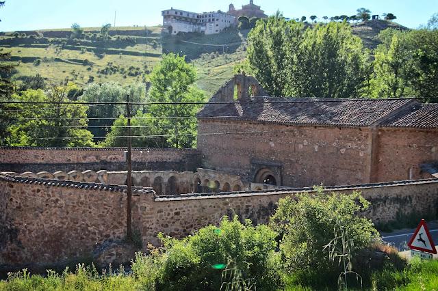 Soria. Monasterio San Juan de Duero