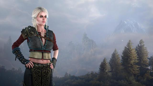 تفاصيل جديدة تشير أن جزء لعبة The Witcher 4 سيعرف تواجد شخصية Ciri بدور البطلة الرئيسية ..