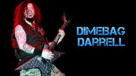 Biografía y Equipo de Dimebag Darrell