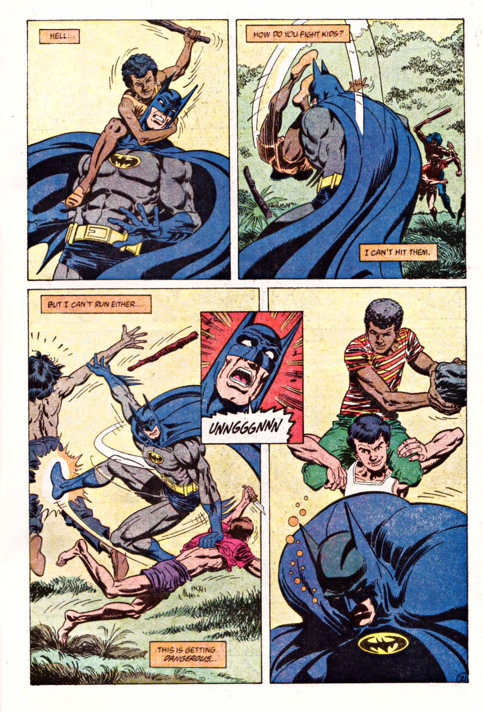 Detective Comics (1937) 639 Page 21