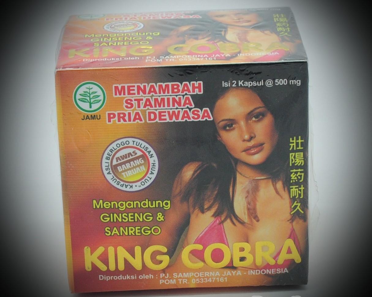 KING%2BCOBRA%2B1 - Tips Menambah Stamina Pria Dewasa King Kobra