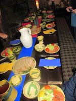 Banquete Medieval na Irlanda - Medieval Banquet in Ireland