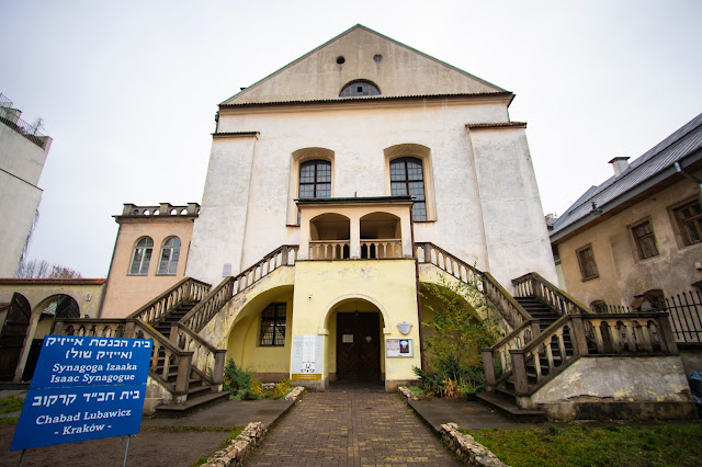 Sinagoga di Isacco-Cracovia