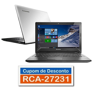 Notebook G40-80 Intel Core i3 Lenovo