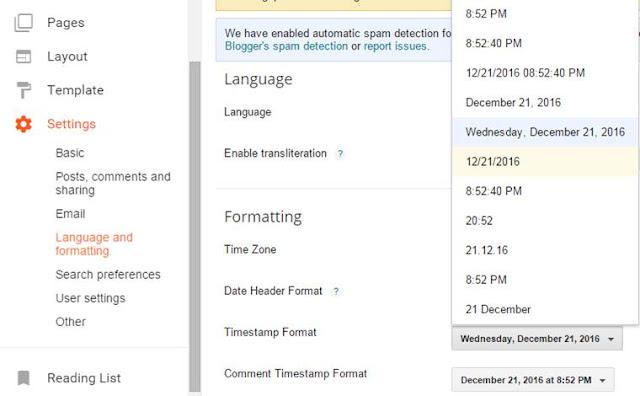 Cara Mengubah Timestamp Format untuk Menyelesaikan Undefined Problem
