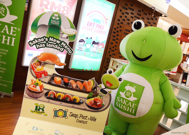 Sakae Sushi Malaysia Celebrates 18 Years With New Menu