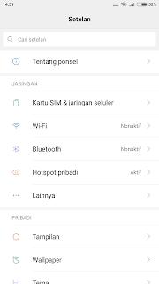 cara memblokir pengguna hotspot