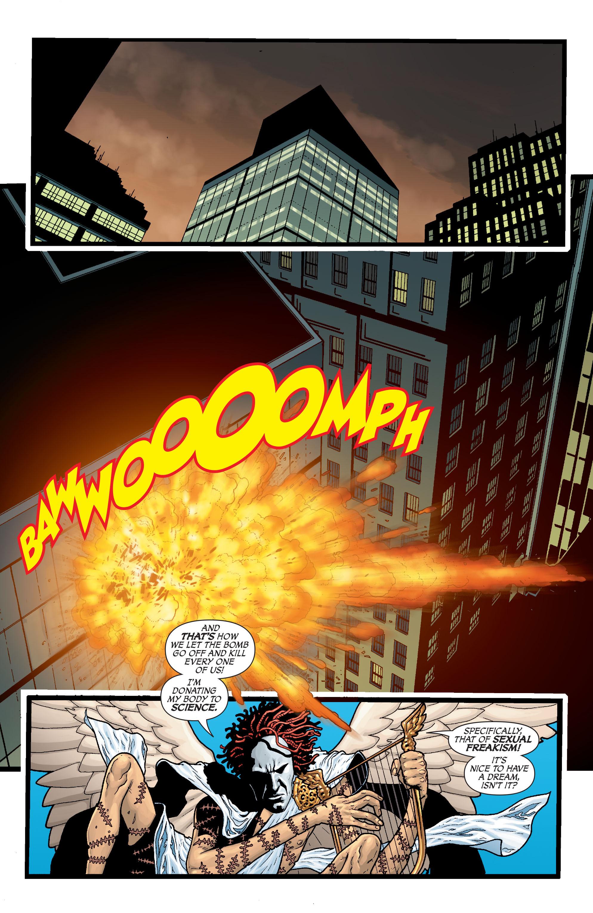 Read online Secret Six (2008) comic -  Issue #29 - 10