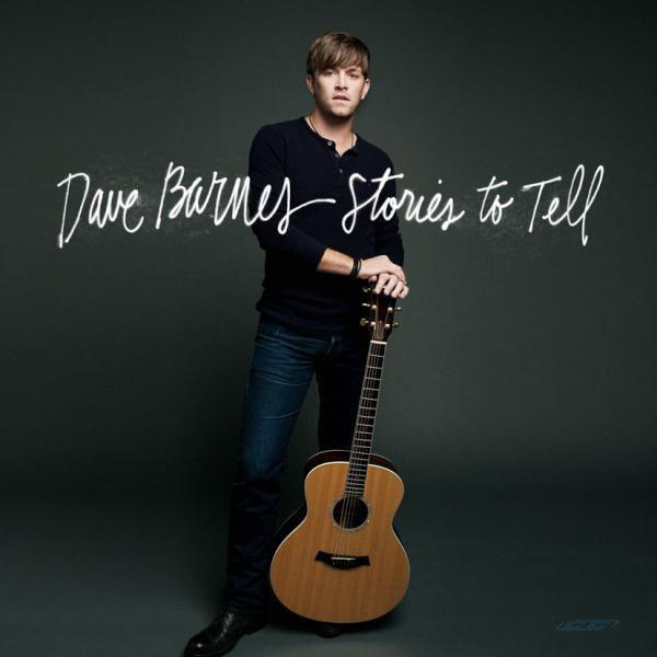 Dave Barnes - Stories To Tell 2012 English Christian Rock Album