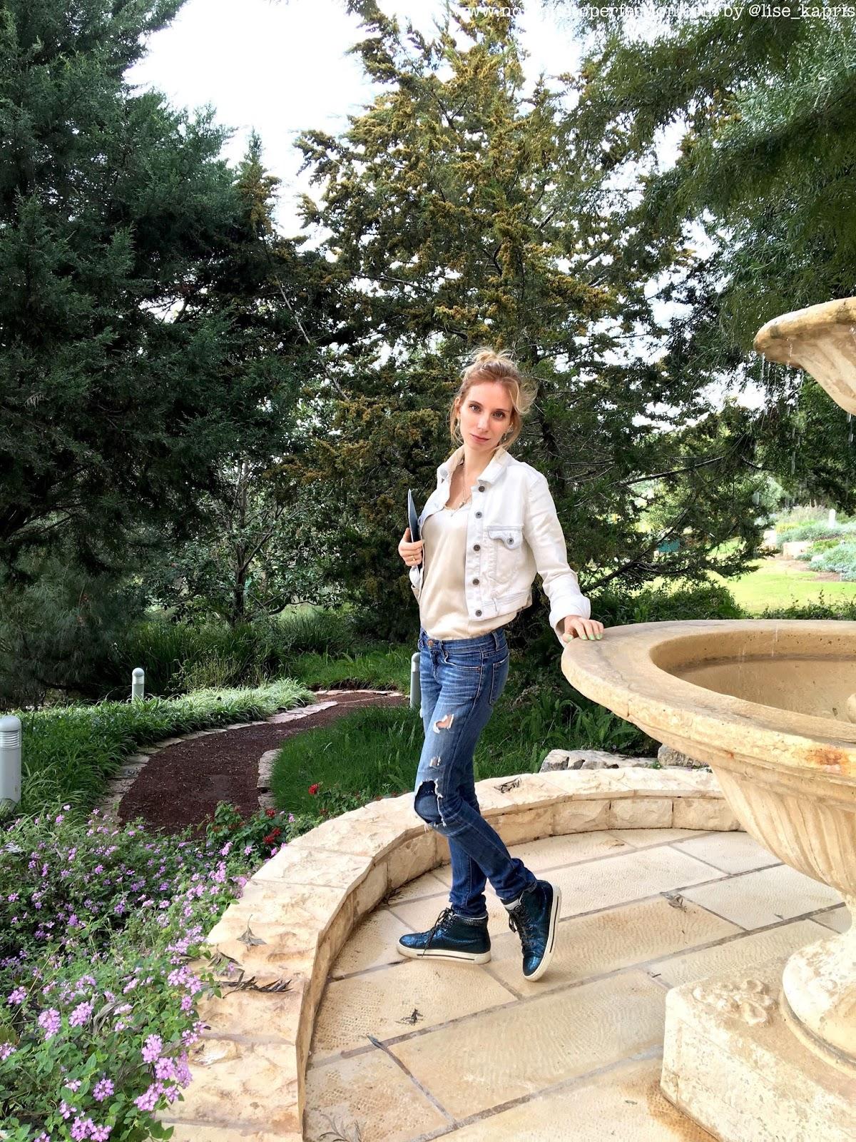 Топ блогеров Москвы Lise Kapris