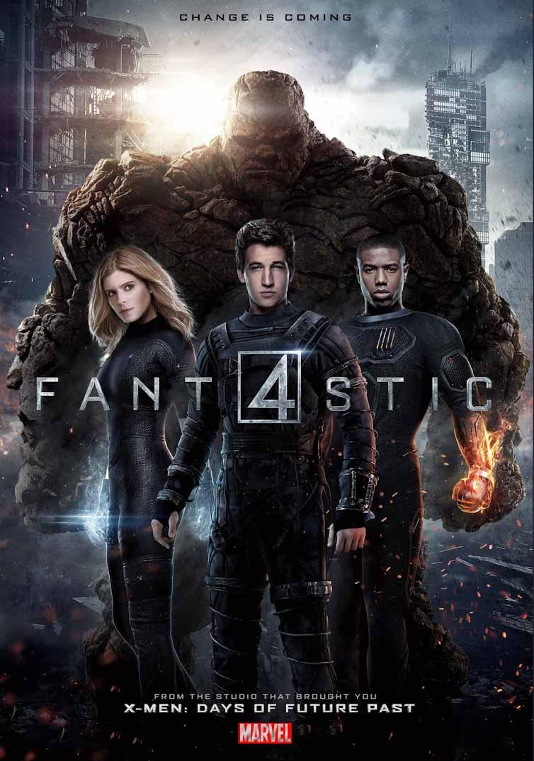 Quarteto Fantástico Torrent – Blu-ray Rip 720p e 1080p Dublado (2015)