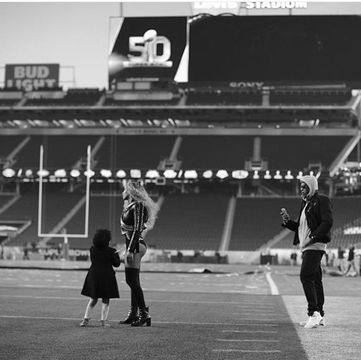 Superbowl Beyonce!