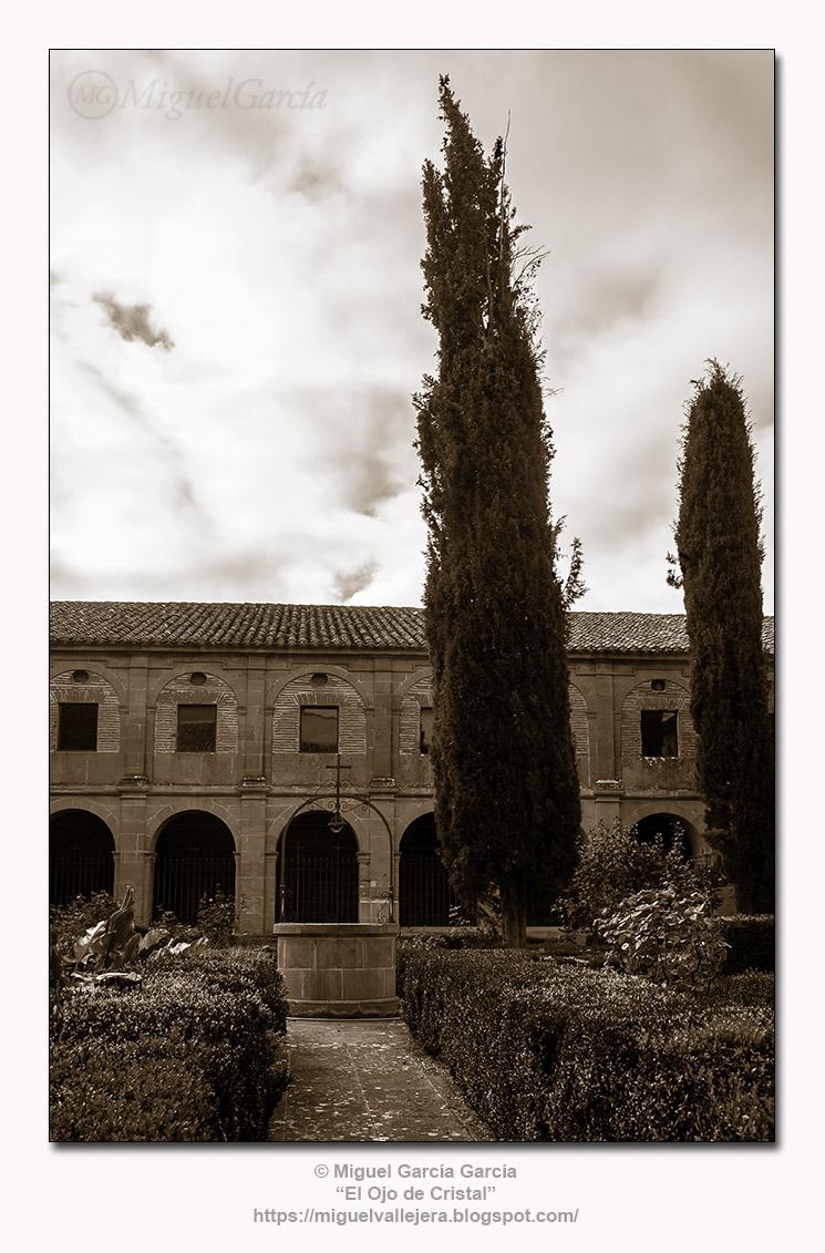 Monasterio de Cañas (Santa María de San Salvador), La Rioja.