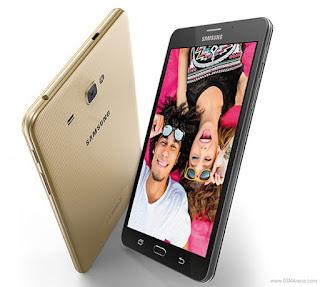 Gambar Samsung Galaxy J Max dengan layar 7 inch