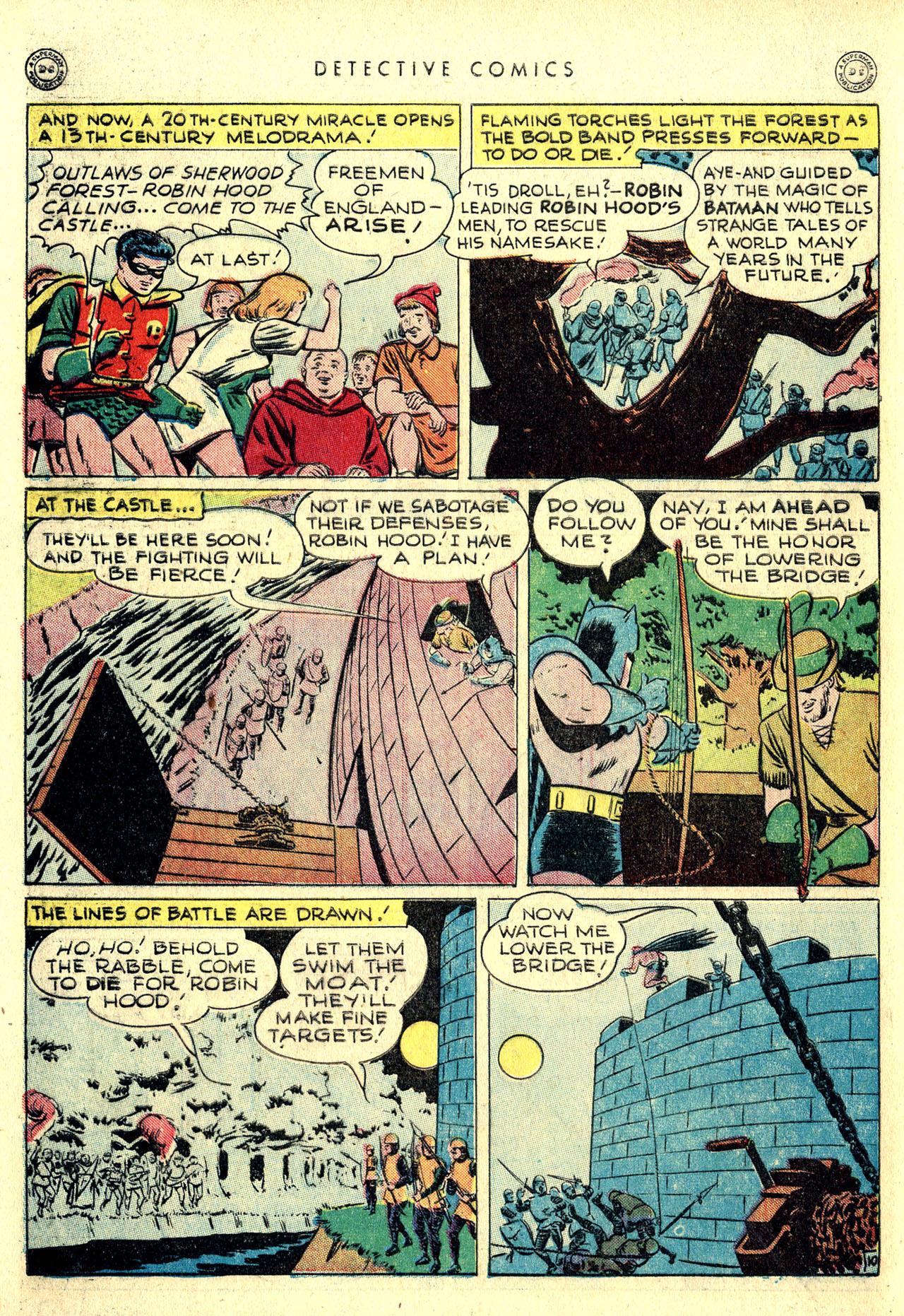Read online Detective Comics (1937) comic -  Issue #116 - 12