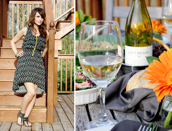 How to Host A Perfect Summer Soiree with Bubby & Bean and Lucky Magazine