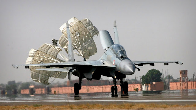 Image Attribute: India Air Force's Su-30 MKI / Source: Union Ministry of Defence, Government of India