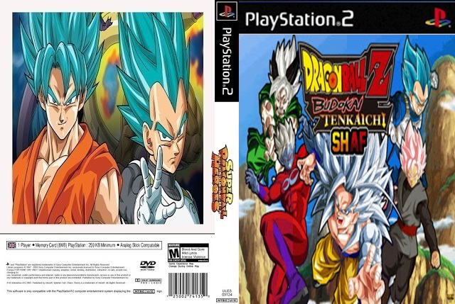 DOWNLOAD!! Dragon Ball Z Budokai Tenkaichi 3 Super/Heroes/AF
