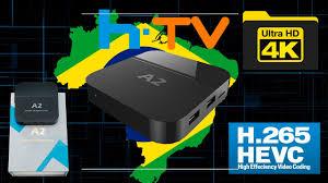 HTV BOX 5 NOVA ATUALIZAÇÃO 2018