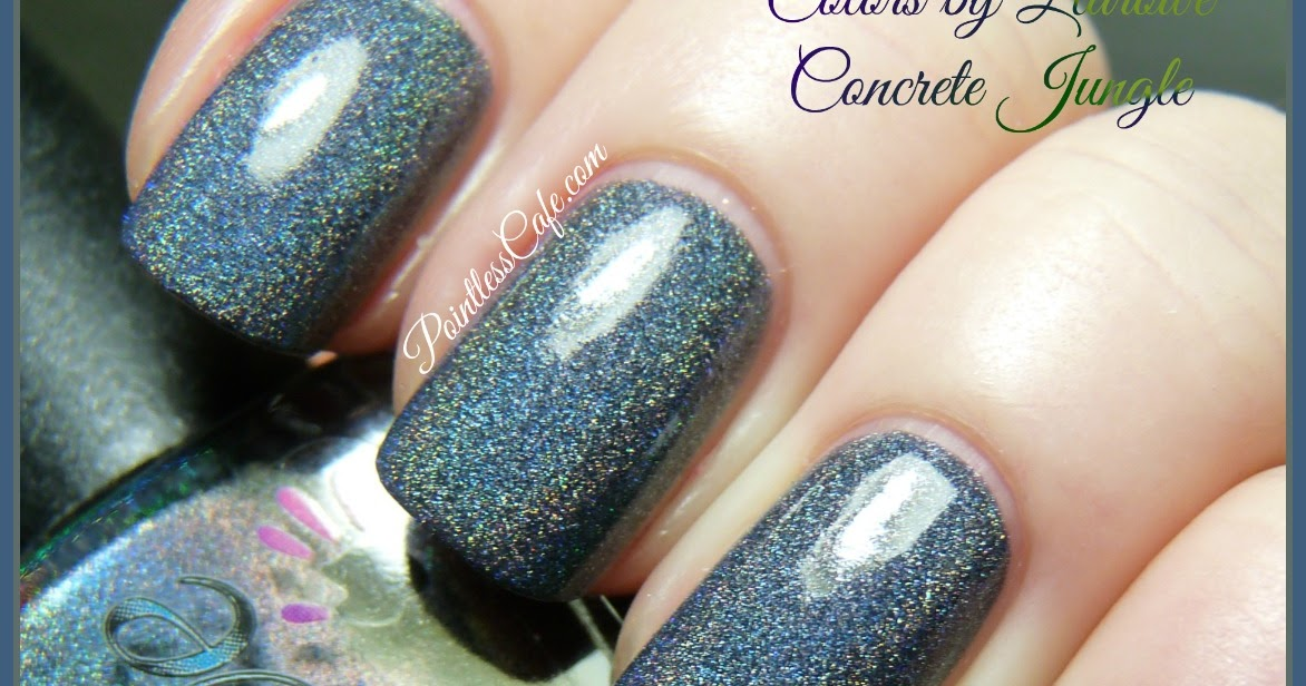 Colors By Llarowe Spring 2014 Holos Pointless Cafe