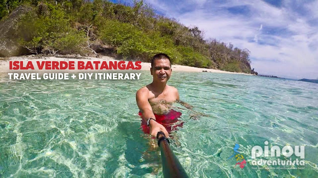 How to get to Isla Verde Island Batangas TRAVEL GUIDE BLOGS and DIY Itinerary