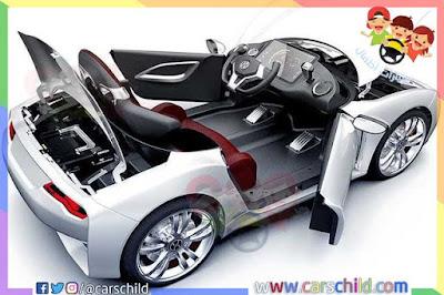 سيارات أطفال صغار تتوفر على أحدث التكنولوجيا المتطورة
