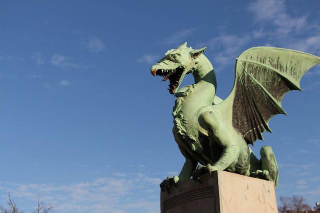 Dragón de Ljubljana, Eslovenia